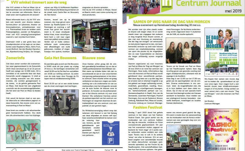 Centrum Journaal mei19